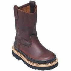Southern Wind Western Store - Kid's Brown Little Georgia Wellington Boots, $65.00 (http://stores.southernwindwesternstore.com/kids-brown-little-georgia-wellington-boots/)