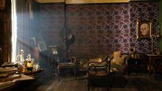 interior living interview bts wyn arwel jones sherlock holes bullet canvas