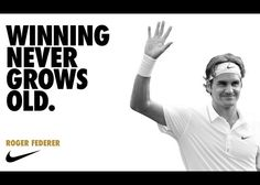 Twitter / FedererPasion: Winning never grows old. Roger ...
