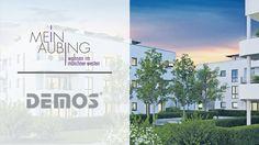 #dasistAubing #Aubing #meinAubing #Münchenistschön Neubauprojekt - Eigentumswohnungen in München-Aubing - Mein Aubing - DEMOS