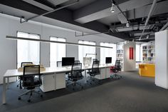 Latest Jobs 20140220 - 谷德设计网 Conference Room, Space, Table, Furniture, Home Decor, Floor Space, Decoration Home, Room Decor, Tables