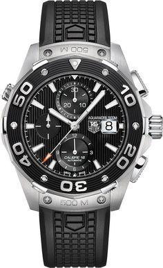 TAG Heuer Watch Aquaracer Automatic Chronograph