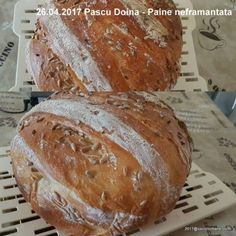 Paine de casa neframantata reteta rapida   Savori Urbane Romanian Food, Cooking Recipes, Bread, Traditional, Home, Healthy Food, Chef Recipes, Brot, Baking