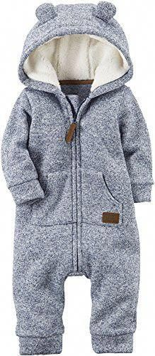 and baby outfits Carter's Baby Boys' Hooded Sherpa Jumpsuit Carter& Baby Boys& Hooded Sherpa Jumpsuit Little Boy Outfits, Little Boy Fashion, Baby Boy Fashion, Kids Fashion, Latest Fashion, Fashion Wear, Fashion Clothes, Style Fashion, Jackets Fashion