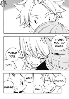 Nalu (6/8) - Fairy Tail final chapter 545