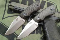 Carbon fiber handle Coye Ridgebacks