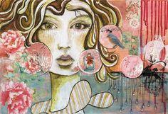 "Art by Anahata Katkin | Art, Love & Joy: Anahata Katkin: ""Dream, Imagine, Create..."""
