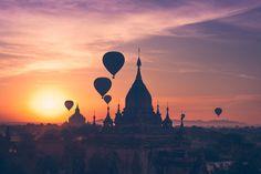 Wann ist die beste Reisezeit für Myanmar?