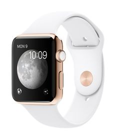 Apple Watch Edition - Pre-Order April 10 - Apple Store (U.S.)