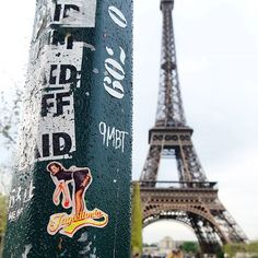 Vlepki w Paryżu #paris, france eiffeltower #vlepa #paryż