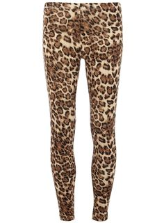 Leapord Printed Brown Leggings, kind of want a pair...