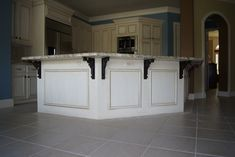 Decorative Corbels for Countertops - http://www.hergertphotography.com/decorative-corbels-for-countertops/
