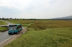 All Aboard! The Country Bus - The Northern Dalesman with Ribblehead Viaduct in…