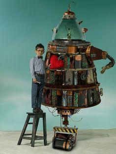 Pablo Bernasconi. El mundo reciclado de Gaby Herbstein - Blogs lanacion.com