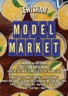 #ModelMarket — Street Feast
