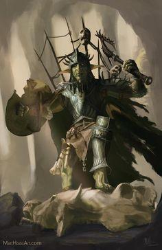 Goblin D&D Character Dump - Album on Imgur