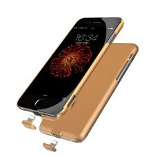 Smart Battery Case <3 Charge your iPhone and battery case simultaneously for increased talk time up to 25 hours (y) Just For a 38.99$ Limited Offer .