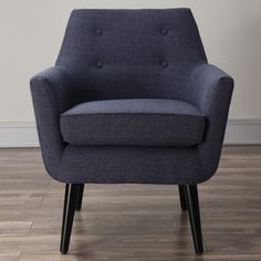 FREE SHIPPING! Shop Wayfair for TOV Furniture Clyde Arm Chair - Great Deals on all Furniture products with the best selection to choose from!