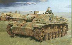 Model Dragon 6633 Działo StuG.III Ausf.G w/Zimmerit (July 1944) tank destroyer