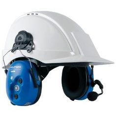 Ex-TRA BT - Intrinsically Safe Bluetooth Helmet Mount Headset