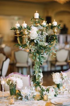 18 best candleabra wedding centerpieces images wedding decoration rh pinterest com