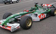 1990 Jaguar F1 car
