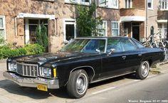 Chevrolet Impala 1975 | by XBXG