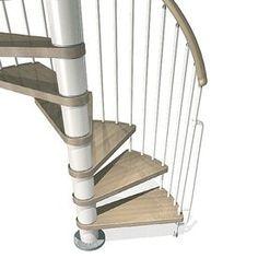 Arke Eureka 63 In X 10 Ft Black Spiral Staircase Kit K21009 | Products |  Pinterest | Spiral Staircase Kits And Products