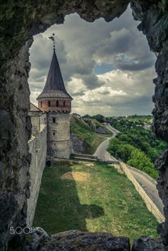 Watch tower by Pavel Balanenko on 500px