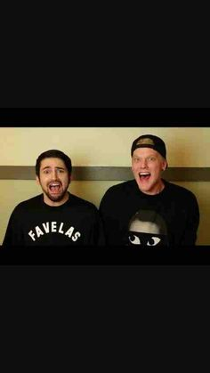"""""""What do you do when your hyper?"""" Scott,""""We do this..."""" Scott and Mitch """"AAAHHHHHH!!!!!"""""""