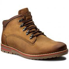 Обувки LASOCKI FOR MEN - MB-CORTINA-01 Кафяв