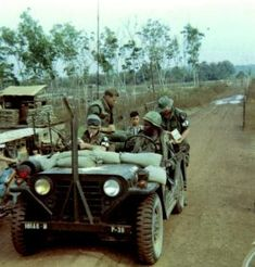 Military Police of the Vietnam War