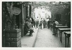 Barcelona, festes de Gràcia 1959.