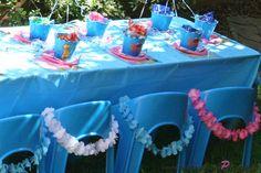 Photo 3 of 25: Under the Sea / Birthday Mermaid Cupcake Party