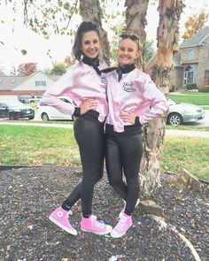 pink ladies teen Halloween costume