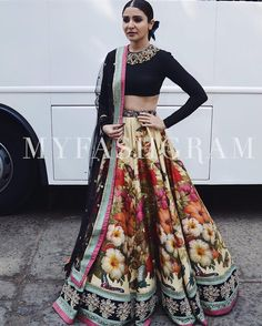"460 Likes, 3 Comments - MyFashgram (@myfashgram) on Instagram: ""@anushkasharma looks like a dream in this @sabyasachiofficial lehenga  Double tap if you love it…"""