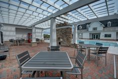 poolside at the clubhouse at oxford square in howard county rh pinterest com