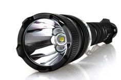 Xtar TZ60 Short taktikai lámpa  LED típus: CREE XM-L U2  Fényáram: 600 lumen  Vízállóság: IPX-8