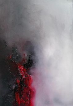 "Taraneh Ebrahimi – ""Untitled"" [Oil Paint on Canvas] Be Sure To Visit: http://universalthroughput.imobileappsys.com/"