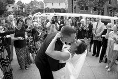 Wedding photography by Christopher Norris Photographers, Cleveland