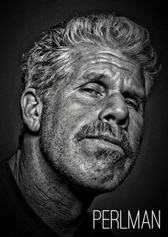 Ron Perlman Ron Perlman The post Ron Perlman appeared first on Entertainment. Ron Perlman, I Movie, Movie Stars, Face Expressions, Celebrity Portraits, Sons Of Anarchy, George Clooney, Black And White Portraits, Hollywood Actor