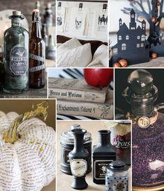 Inspirations déco pour Halloween | Louise Grenadine - blog lifestyle à Lyon