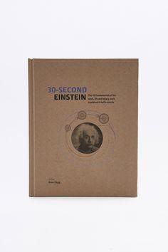 Slide View: 1: 30-Second Einstein Book