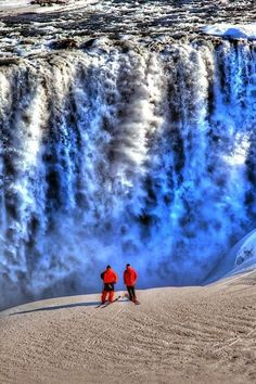 Awesome. Vatnajokull National Park Iceland..... #Relax more with healing sounds: