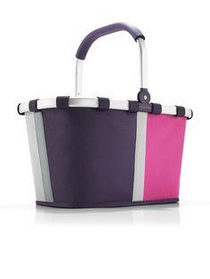 Reisenthel Shopping carrybag patchwork magenta