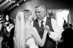 5 Father Daughter Wedding Dances We're Loving Right Now | Photo by: BTW Photography & Cinematography | TheKnot.com