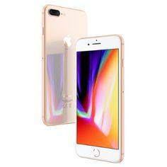 iPhone 8 Plus 64 GB (gull) - Mobiltelefon - Elkjøp