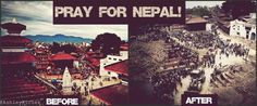 Let us Pray For the victims of the 7.9 earthquake in Nepal, where over 2200 lost there lives! #PrayforNepal