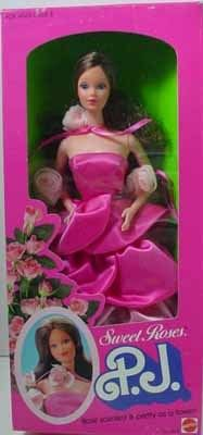 My first Barbie - Sweet Roses P.J., 1983