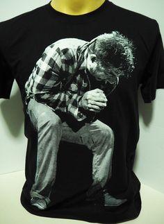 3ffbff59 Chino Moreno Deftones alternative rock band music black t shirt size S,M,L, XL
